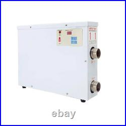 15KW 220V Electric Pool Swimming Pool SPA Heater Thermostat for Pump Heater