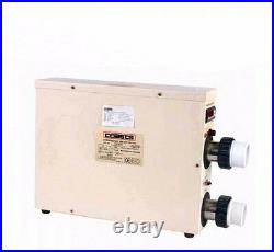 15KW Water Thermostat Swimming Pool &SPA Bath Hot Tub Electric Water Heater 220V