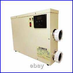 15KW swimming pool heater SPA constant temperature hot tub electric water 220V