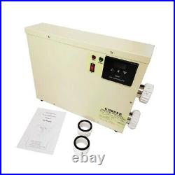 15KW swimming pool heater SPA constant temperature hot tub electric water heater