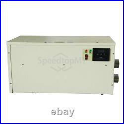 18KW 24KW 36KW Electric Swimming Pool Thermostat SPA Hot Tub Water Heater 380V