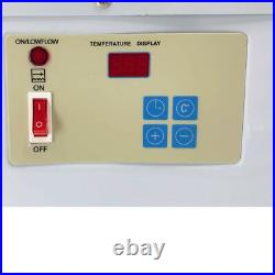 18KW Pool Thermostat Heater 220V Electric Swimming Pool Water Heater SPA Hot Tub