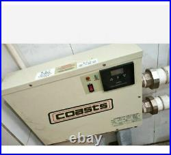 18KW swimming pool heater SPA electric water heater constant temperature 220V