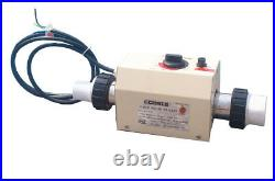 220V 3KW Professional Swimming Pool & SPA Heater Electric Heating Thermostat