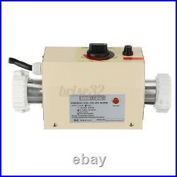 220v-240v 1pcs Water Swimming Pool & SPA Hot Tub Bath Heater Thermostat Heating