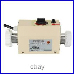 220v-240v Hot Tub Electric Water Heater Thermostat For Swimming Pool & Bath SPA