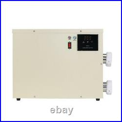 240V 11KW Swimming Pool Thermostat Water Heater Thermostat SPA Bath Electric NEW