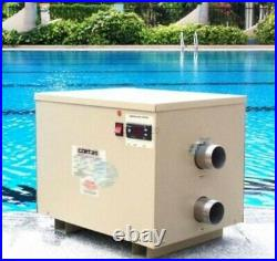 32Kw Electric Water Thermostat Heater Spa / Swimming Pool Water Heater 380V N iq