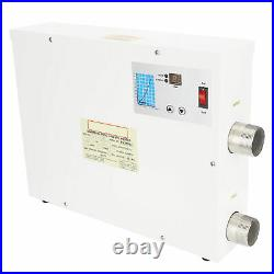 380V 5.5KW Swimming Pool Thermostat SPA Heater Electric Swimming Pool Heating