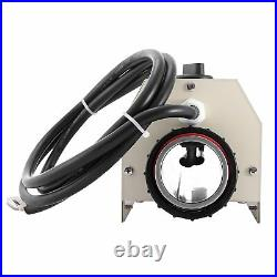 3KW220V Swimming Pool SPA Heater Water Hot Tub Electric Heating Thermostat Safe