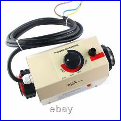 3KW 220V Electric Water Heater Thermostat Machine Swimming Pool and SPA Heater