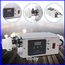 3KW Electric Water Heater Thermostat Machine Swimming Pool and SPA Heater 220V