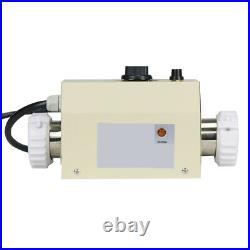 3KW Swimming Pool Thermostat Water Heater Thermostat SPA Bath Electric Pool NEW