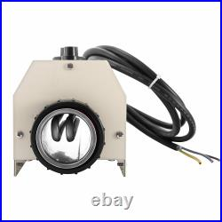 3KW Swimming Pool and SPA Heater Electric Heating Thermostat Safety 220V