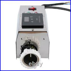 3KW Water Heater Thermostat Swimming Pool SPA Hot Tub Bath Electric Heating 220V