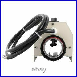 3.3KW 220V Hot Tub Electric Heating Thermostat Swimming Pool SPA Water Heater