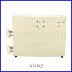 5.5KW Electric Swimming Pool Thermostat SPA Hot Tub Water Heater 220V 240V 380V