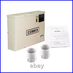 5.5KWith11/15KW Electric Water Heater Thermostat Swimming Pool & SPA Bath Hot Tub
