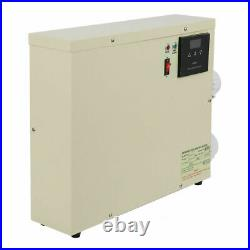 5.5/11/15KW 240V Pool Heater Thermostat Swimming Pool SPA Electric Water Heater