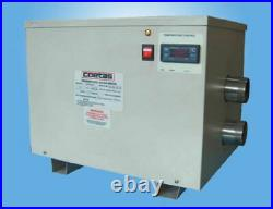 60KW 380V Electric Water Thermostat Heater SPA / Swimming Pool Water heater