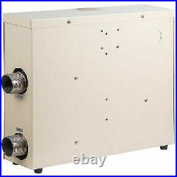 9KW swimming pool heater SPA electric water heater constant temperature hot tub