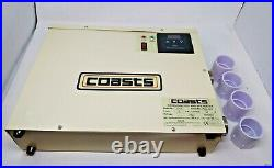 COASTS 15KW Pool Water Thermostat Heater ST-15 for Swimming Pool Pond & SPA