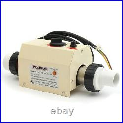 COASTS 3KW 220V Swimming Pool & SPA Hot Tub El ectric Water Heater Thermostat