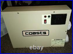 COASTS SWIMMING POOL AND SPA HEATER ST-11 HWQ16 POWER 11KW 240V 50/60Hz