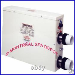 COATES electric spa & pool HEATER 11kW / 240V / 1phase 37543 BTU