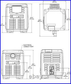 EC-462029 400K Pool and Spa Heater Limited Warranty Pentair