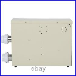 Electric Swimming Heater & SPA 5.5/11/15KW Pool Hot 240V Tub Thermostat Water