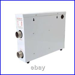 Electric Swimming Pool SPA Automatic Water Heater Thermostat 11KW 110V Secure