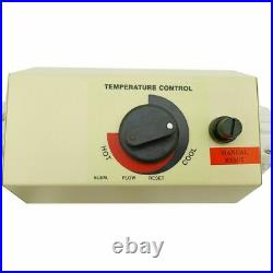 Electrical Water Heater Swimming Pool Bath SPA 220V Outdoor Living Garden Tools