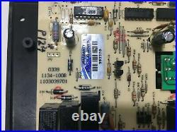 HAYWARD 1134-100B Pool/Spa Heater Control Display Board 1103039701 used #P124