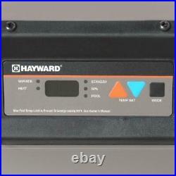 HAYWARD W3H150FDP Universal H-Series, Low NOx, 150K BTU, Propane, Pool & Spa