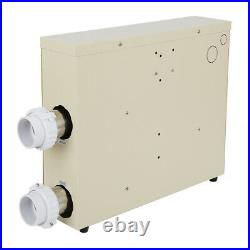 HOT 15KW 240V 68A Swimming Pool and Bath Thermostat SPA Hot Tub Electric Heater
