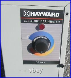 Hayward C-Spa XI Electric Heater for Spa, Hot Tub or Above Ground Pool