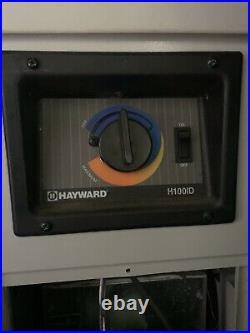 Hayward H100ID Propane Pool Spa Heater