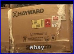 Hayward H200 Fdn, Universal H Series 200,000 Btu Pool And Spa Heater, Natural Gas