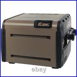 Hayward W3H400FDN Universal H-Series 400,000 BTU Pool and Spa Heater Natural Gas