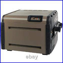 Hayward W3H400FDP Universal H-Series 400,000 BTU Pool and Spa Heater, Propane