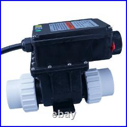 Hot Tub Spa Pool Heater Adjustable Thermostate LX H20-RS1 2KW 110V For bathtub