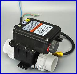 Hot tub spa pool Heater 1.5KW 2KW 3KW withTemperature Controller Bathtub heater