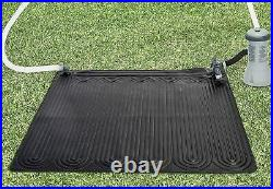 Intex Eco-Friendly Solar Panel Heating Mat for Swimming Pools Spa Water Heater
