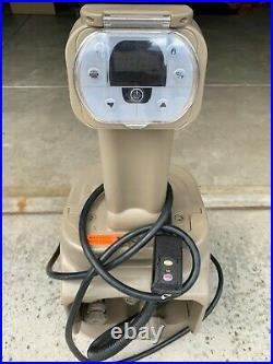 Intex Pump Heater Blower Motor for Inflatable Pool, Hot Tub, Spa 110v outlet