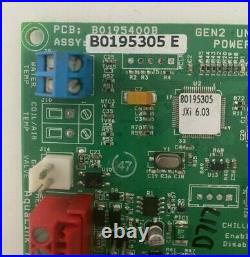 JANDY B0195305 E Pool/Spa Heater Controller Power Circuit Board B0195400B #D717
