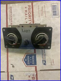 JANDY Laars R0011700 Electronic Dual Pool/Spa Heater Temp Control T8205C1005