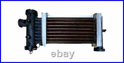 Jandy Zodiac R0453304 Heat Exchanger LXI Low NOx 300 Pool and Spa Heater Copper