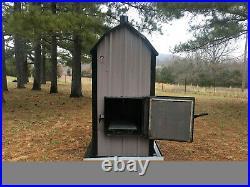 LARGE POOL only or SPA HEATER Outdoor Wood Burner Boiler Furnace Outside