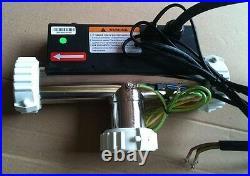 LX 1500W T shape bath heater 1.5KW for home bathtub Hot Tub Spa Pool Water